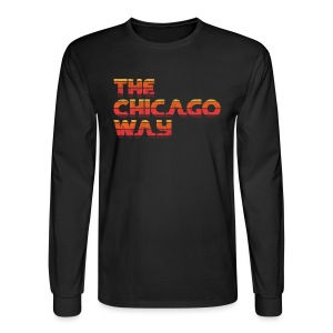 The Chicago Way - Men's Long Sleeve T-Shirt