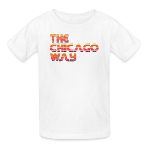 The Chicago Way - Kids' T-Shirt