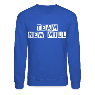 Long Sleeve Shirts ~ Crewneck Sweatshirt ~ New Mill Crewneck