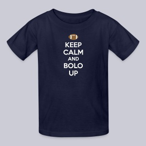 Keep Calm And Bolo Up - Kids' T-Shirt