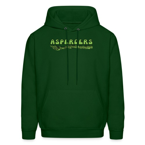 Asparagus Men's Hoodie - Men's Hoodie
