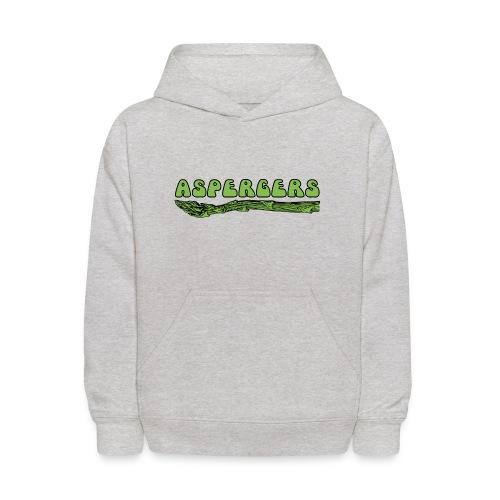 Asparagus Kid's Hoodie - Kids' Hoodie