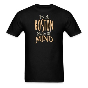 In A Boston State of Mind - Men's T-Shirt