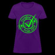 Women's T-Shirts ~ Women's T-Shirt ~ Pride Day 2014