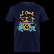 T-Shirts ~ Men's T-Shirt ~ Surf Daily
