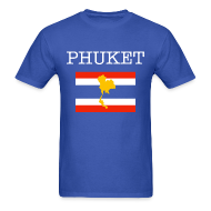 T-Shirts ~ Men's T-Shirt ~ Phuket