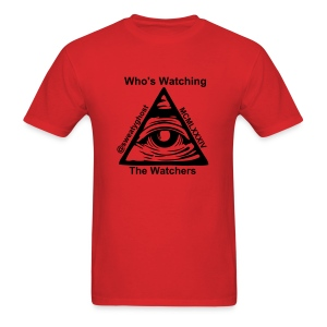 The Watchers - Men's T-Shirt