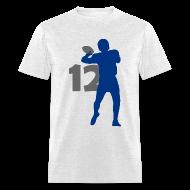T-Shirts ~ Men's T-Shirt ~ Luck Superstar #12 Colts Shirt