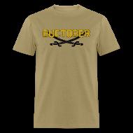 T-Shirts ~ Men's T-Shirt ~ Buctober Pirates Shirt Playoffs Pittsburgh