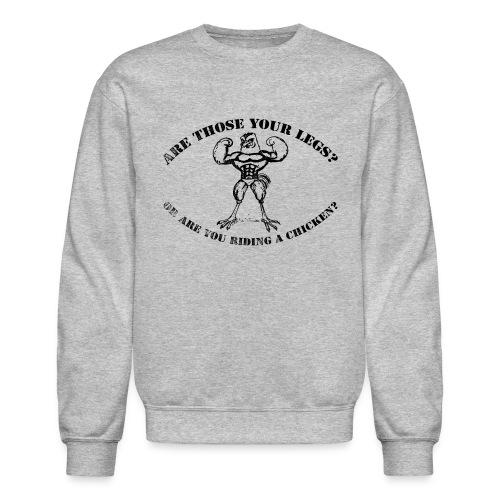 Leg Day - Crewneck Sweatshirt