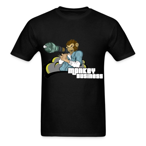 Monkey Business Mens - Men's T-Shirt