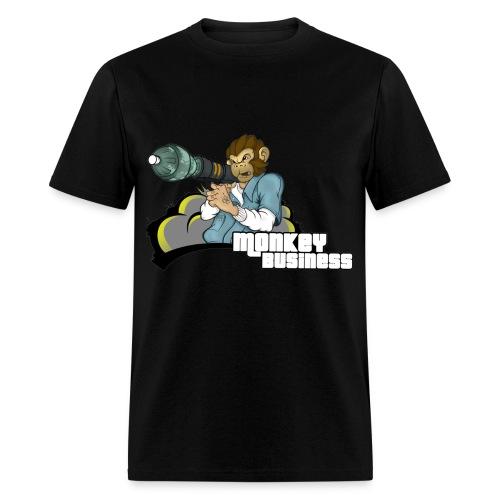Monkey Business Mens - Men's T-Shirt
