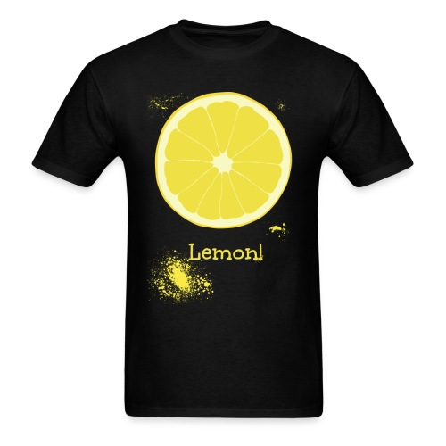 Lemon - Men's T-Shirt