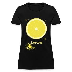 Lemon - Women's T-Shirt