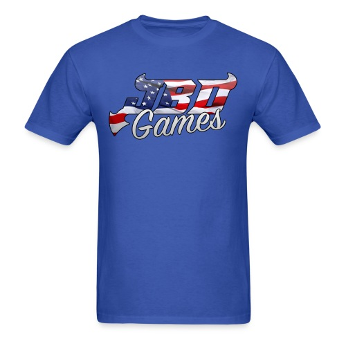 USA JBDgames T-Shirt - Men's T-Shirt