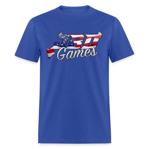 USA JBDgames T-Shirt - Men's T-Shirt
