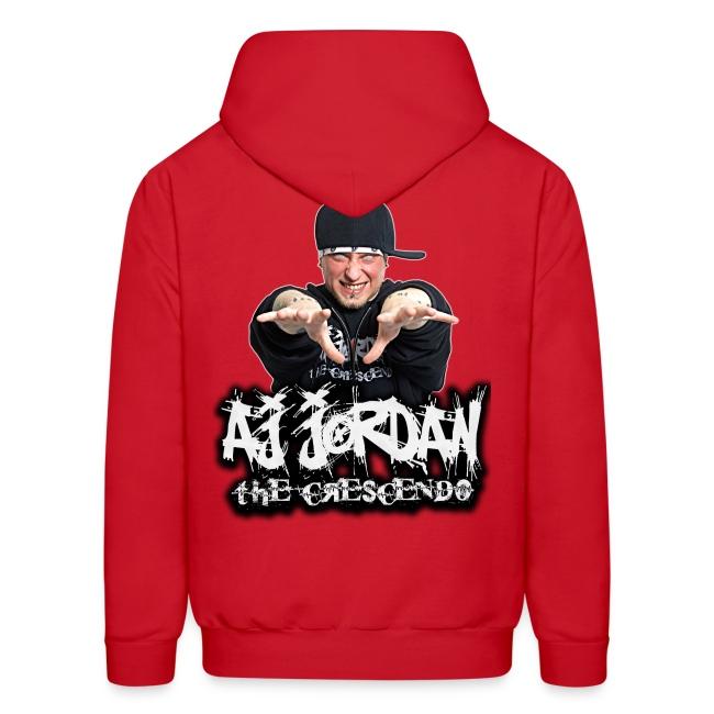AJ Jordan Hoodie #1 (S-XL)