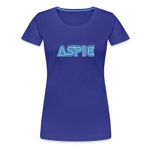 Aspie Console Women's - Women's Premium T-Shirt