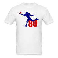 T-Shirts ~ Men's T-Shirt ~ Johnson SUPERSTAR #80 Texans Shirt