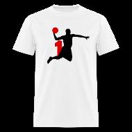 T-Shirts ~ Men's T-Shirt ~ Rose SUPERSTAR 2 Bulls Shirt #1