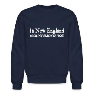 New England Smoke - Crewneck Sweatshirt