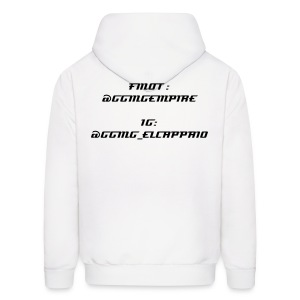 Going Global : ElCappa10 - Men's Hoodie