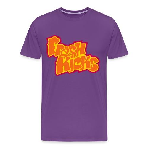 Fresh Kicks - Men's Premium T-Shirt