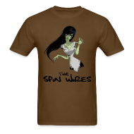T-Shirts ~ Men's T-Shirt ~ Men's The Spin Wires Zombie T-Shirt