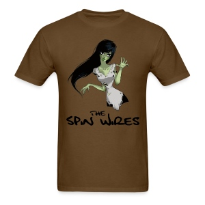 Men's The Spin Wires Zombie T-Shirt  - Men's T-Shirt