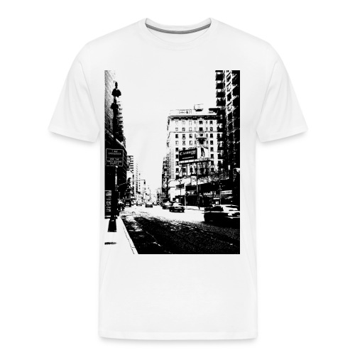 Broadway - Men's Premium T-Shirt
