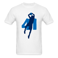 T-Shirts ~ Men's T-Shirt ~ Dirk SUPERSTAR #41 Mavericks Shirt