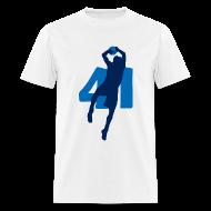 T-Shirts ~ Men's T-Shirt ~ Dirk SUPERSTAR #41 Mavericks Shirt