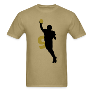 T-Shirts ~ Men's T-Shirt ~ Brees SUPERSTAR #9 Saints Shirt