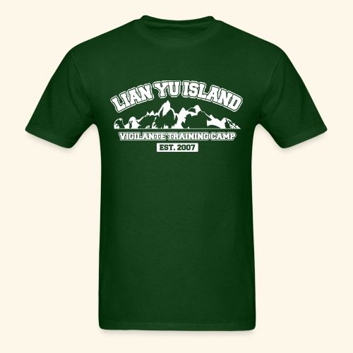 Vigilante Training Camp - Men's T-Shirt