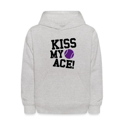 Kiss My Ace  - Kids' Hoodie