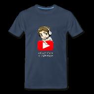 T-Shirts ~ Men's Premium T-Shirt ~ Article 14304774