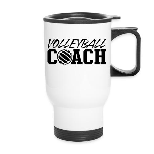 Volleyball Coach Mug - Travel Mug