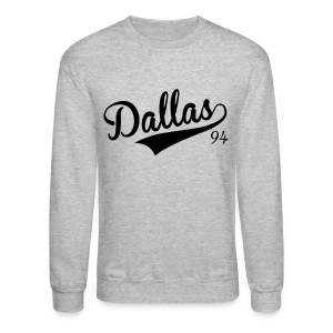 Magcon Varsity: Dallas Sweater - Crewneck Sweatshirt