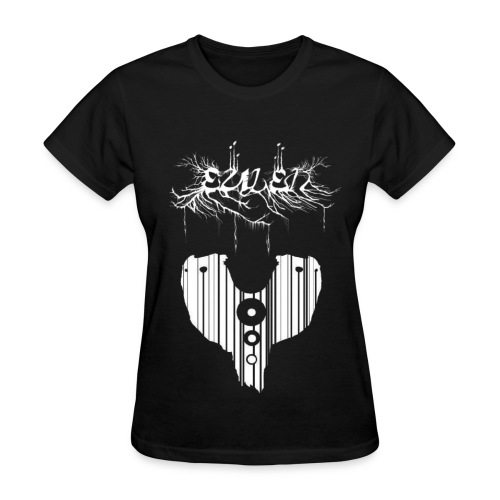 Eulen Women's Black - Women's T-Shirt