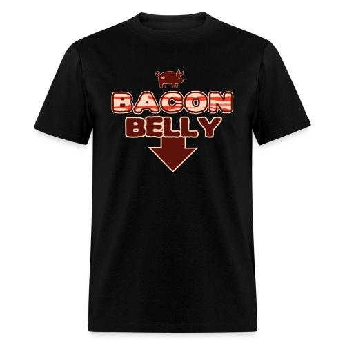 Bacon Belly - Men's T-Shirt
