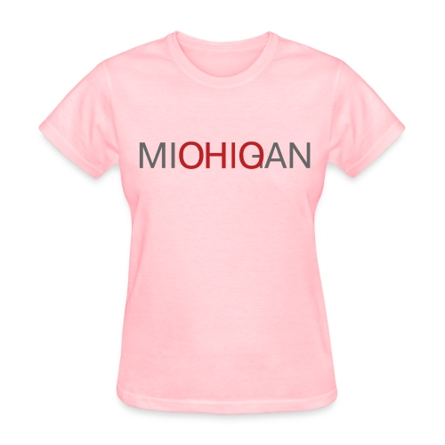 Michigan - Ohio Women's Standard Shirt - Women's T-Shirt