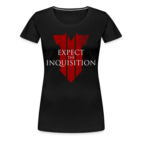 DA III - Female  - Women's Premium T-Shirt