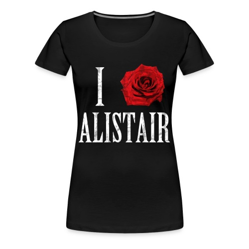 Dragon Age Alistair - Female  - Women's Premium T-Shirt