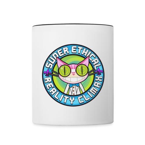 Saint's Row Mug  - Contrast Coffee Mug