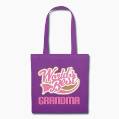Grandma (Worlds Best) Bags & backpacks