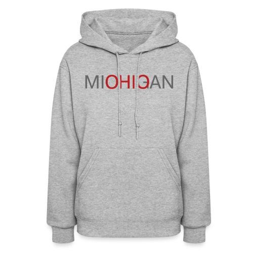 Michigan - Ohio Women's Hooded Sweatshirt - Women's Hoodie