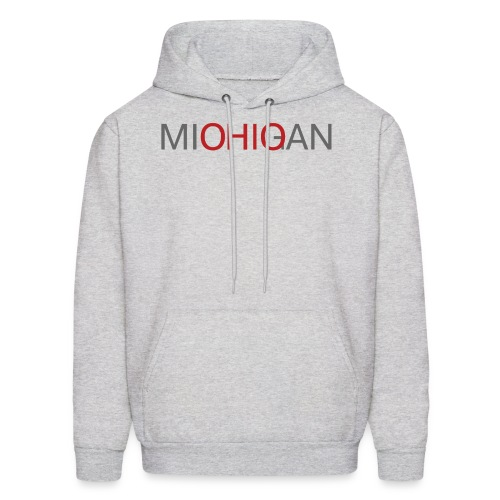 Michigan - Ohio Mens Hooded Sweatshirt - Men's Hoodie