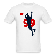 T-Shirts ~ Men's T-Shirt ~ Watt SUPERSTAR #99 Texans Shirt