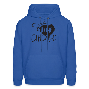 Sweet Home Chicago Hoodies