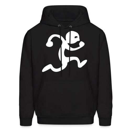 random man sweater - Men's Hoodie